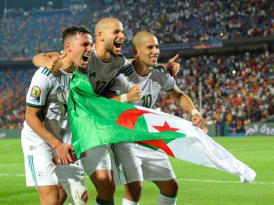 Algérie : l'année 2019 des Fennecs en chiffres