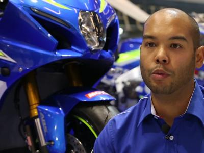 Interview : Suzuki GSX-R 1000 Concept