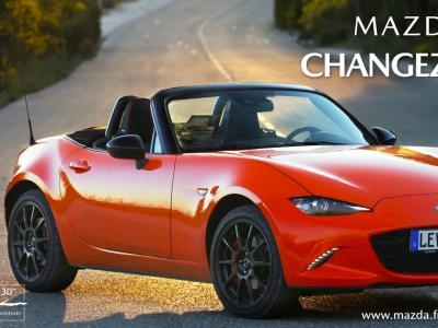 Changez d'air | Mazda MX-5
