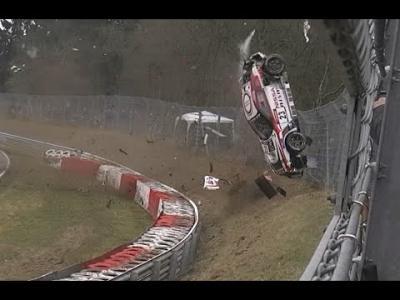 Accident fatal de la Nissan GTR au Nürburgring : une nouvelle vidéo terrifiante