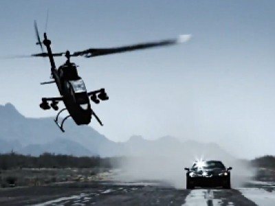 Un accident d'hélicoptère dans le Top Gear sud-coréen