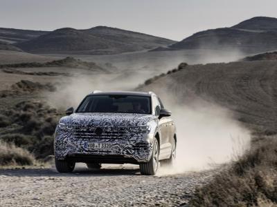 Volkswagen Touareg 2019 : suivez la présentation en direct