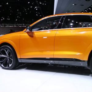 Genève 2017 : Audi Q8 Sport Concept