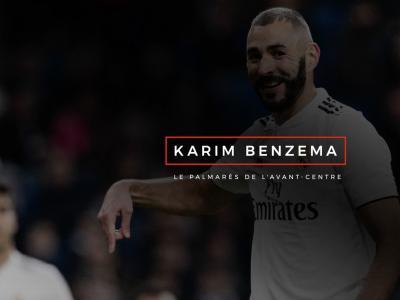 Karim Benzema : son palmarès complet
