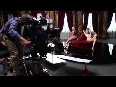 Victoria's Secret : le Making Of à Paris