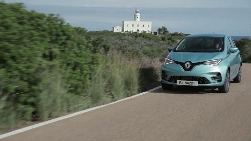 Nouvelle Renault Zoé : notre essai en vidéo