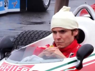 Dans les coulisses de Rush, un nouveau film sur la F1