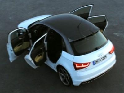 Audi A1 Sportback, les premières images