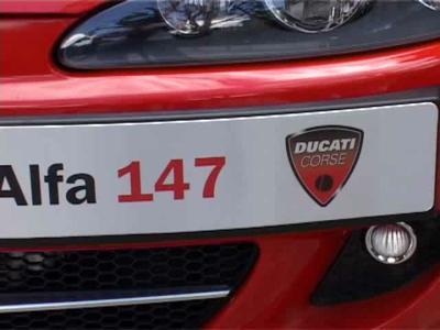 Alfa 147 Persol ou Ducati, à vous de choisir !