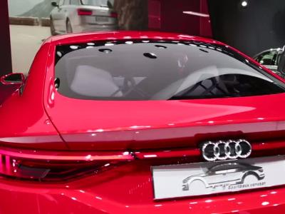 Mondial Auto 2014 : Audi TT Sportback Concept