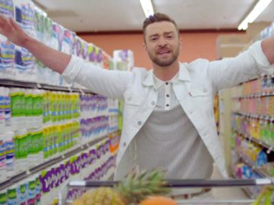 Justin Timberlake - Can's stop the feeling !