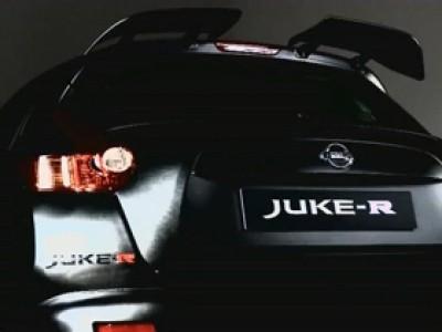Nissan Juke-R, le teaser officiel