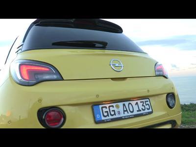 Essai Opel Adam 1.4 ecoFLEX 87 ch
