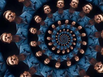 Django Django - Spirals