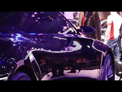 Citroën Numéro 9 - Mondial 2012