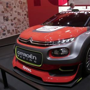 Mondial 2016 : Citroen C3 WRC