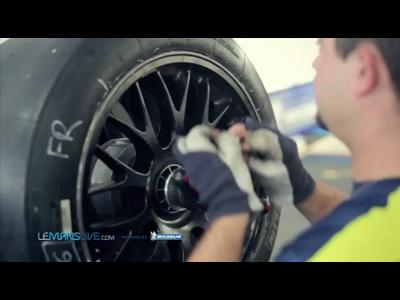 24H du Mans 2011 : la Passion Michelin