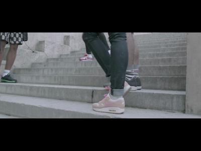 Air Reinvented - Nike par Syrine Boulanouar