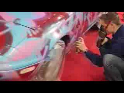Mazda MX-5 Street Art
