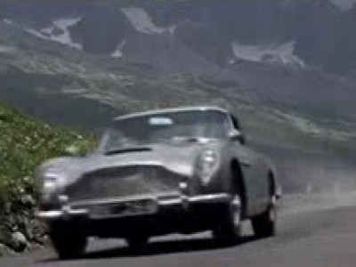 Toutes les James Bond Cars