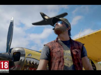 Far Cry 5 : le trailer d'annonce en VF