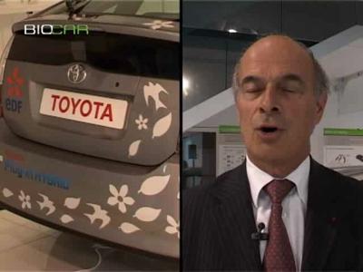 EDF s'implique dans le développement de véhicules électrique