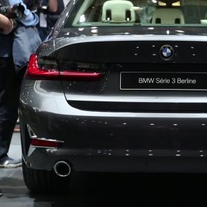 Mondial de l'Auto 2018 : la BMW Série 3 en vidéo