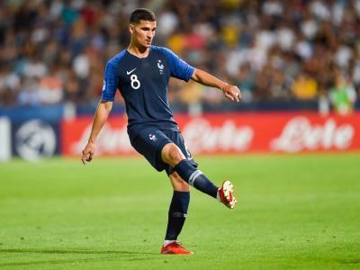 Angleterre - France de l'Euro Espoirs 2019 : le pénalty raté d'Houssem Aouar en vidéo