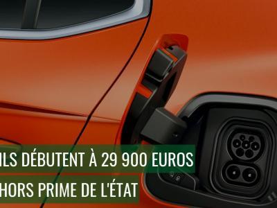 Opel Corsa-e : tous les prix de la citadine électrique
