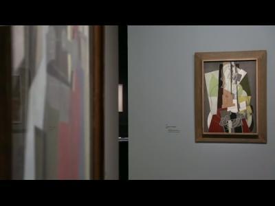 Georges Braque, l'initiateur du cubisme