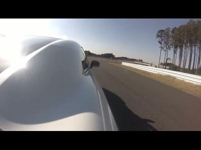 Séance de testing sur circuit pour la GT-R Nismo 2014