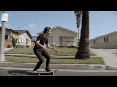 Quik, une ballade en skate dans Los Angeles