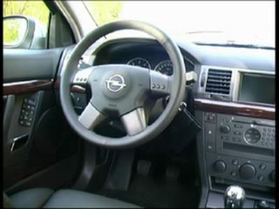 Essai Opel Vectra Break