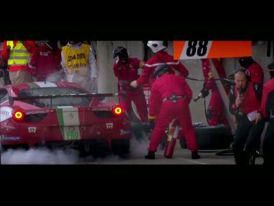 La course des 24 Heures du Mans expliquée par Michelin