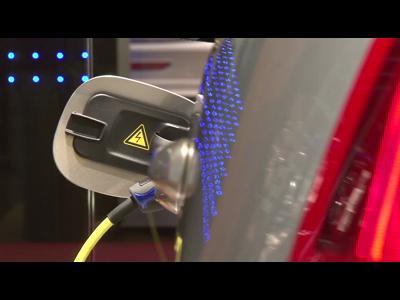 Volvo V60 Plug-in Hybrid - Mondial 2012