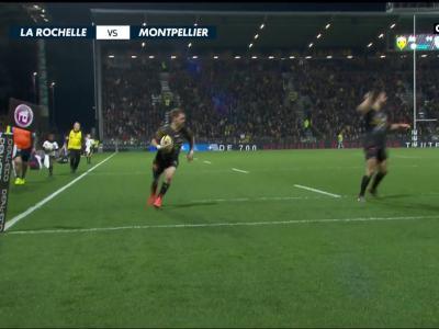 La Rochelle-Montpellier : résumé et essais du match en vidéo