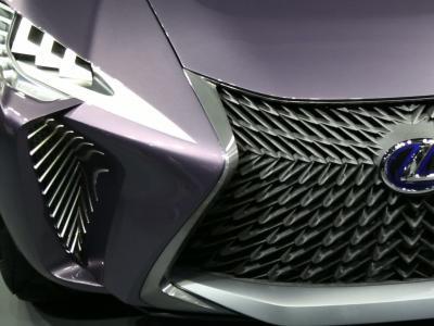 Mondial 2016 : Lexus UX Concept