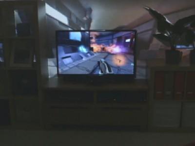 Illumiroom vous plonge au coeur du jeu vidéo