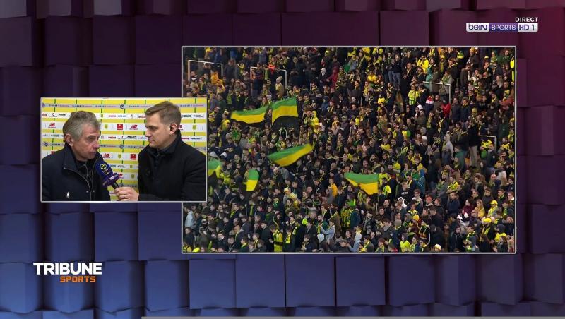 Nantes - Dijon : la réaction de Christian Gourcuff après la victoire