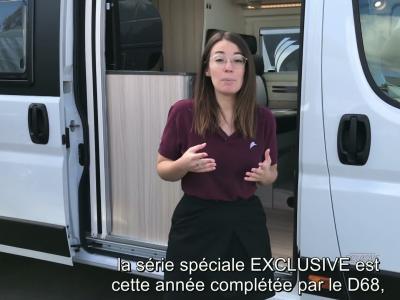 Dreamer Exclusive : les D55 et D68 en vidéo