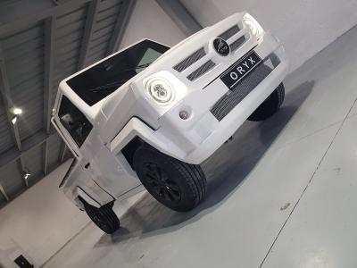 Oryx Timgad : le premier pick-up 100% algérien de la marque en vidéo