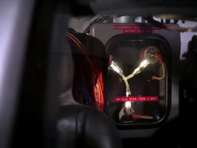 La DeLorean de Marty McFly reconstituée