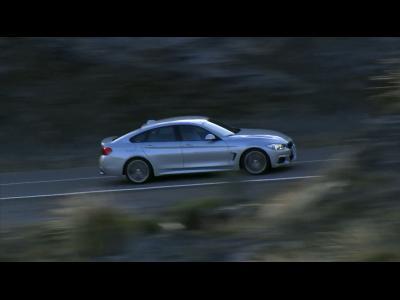 BMW Série 4 Gran Coupé : la famille s'agrandit