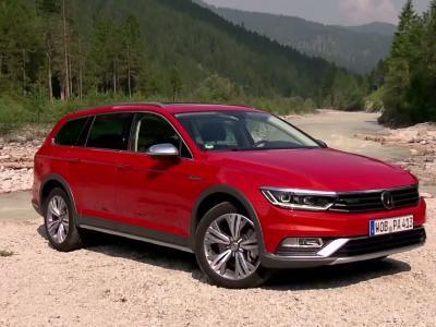 Essai Volkswagen Passat Alltrack