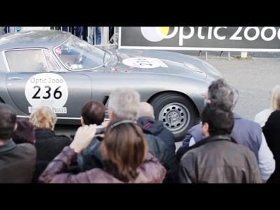 Alain Figaret au Tour Auto 2013