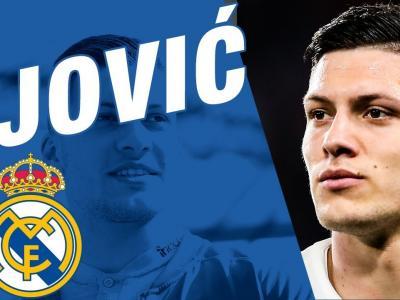 Luka Jović a signé au Real Madrid !
