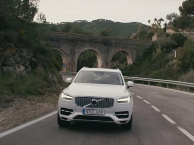 Volvo XC90 T8 Twin Engine: un taux d'émissions record