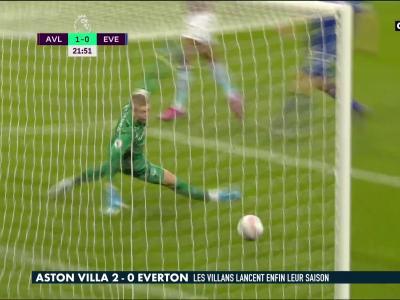 Le résumé d'Aston Villa - Everton