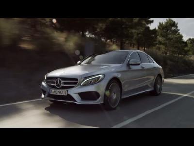 La Nouvelle Mercedes Classe C en vidéo
