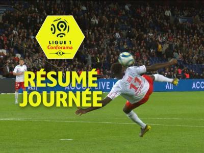 Ligue 1 : revivez tous les buts de la 7e journée !